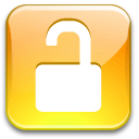 File:Crystal Clear action half lock.png