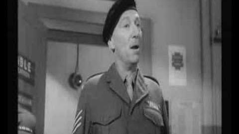 Carry On Sergeant - UK Trailer