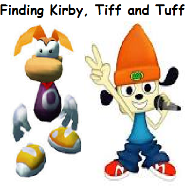 Finding Kirby, Tiff, and Tuff.