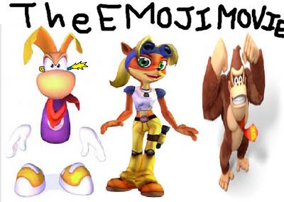 The Emoji Movie,