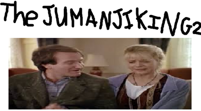 The Jumanji King 2,