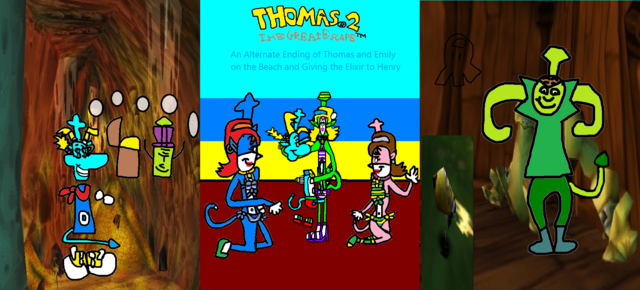 File:Thomas 2 - The Great Escape! - Part 6 - Getting The Treasure and Making Henry Much Better..png
