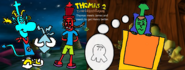 Thomas 2 - The Great Escape! - Part 4 - Thomas meets James and needs to get Henry better.