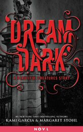 Dream dark book cover