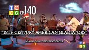 18th Century American Gladiators 0001