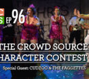 The Crowd Sourced Character Contest 2