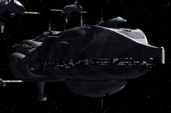 Grievous' 2nd Providece-class carrier