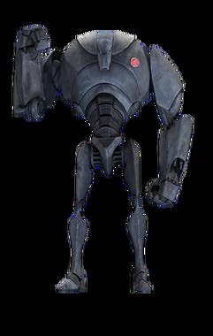 Super Battle Droid 4
