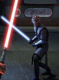Unidentified Nikto Jedi