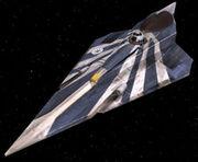 Plo Koon's Starfighter TCW