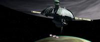 MunificentCommandShip attacks Yoda-A