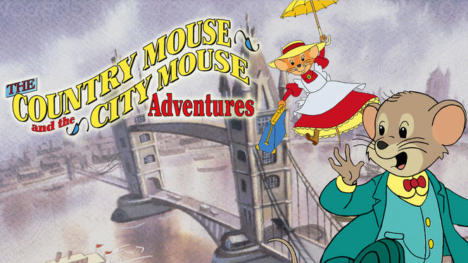 The Country Mouse and the City Mouse Adventures wallpaper