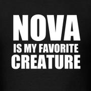 Nova is my Favorite Creature