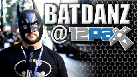 BatDanz at PAX Prime 2012