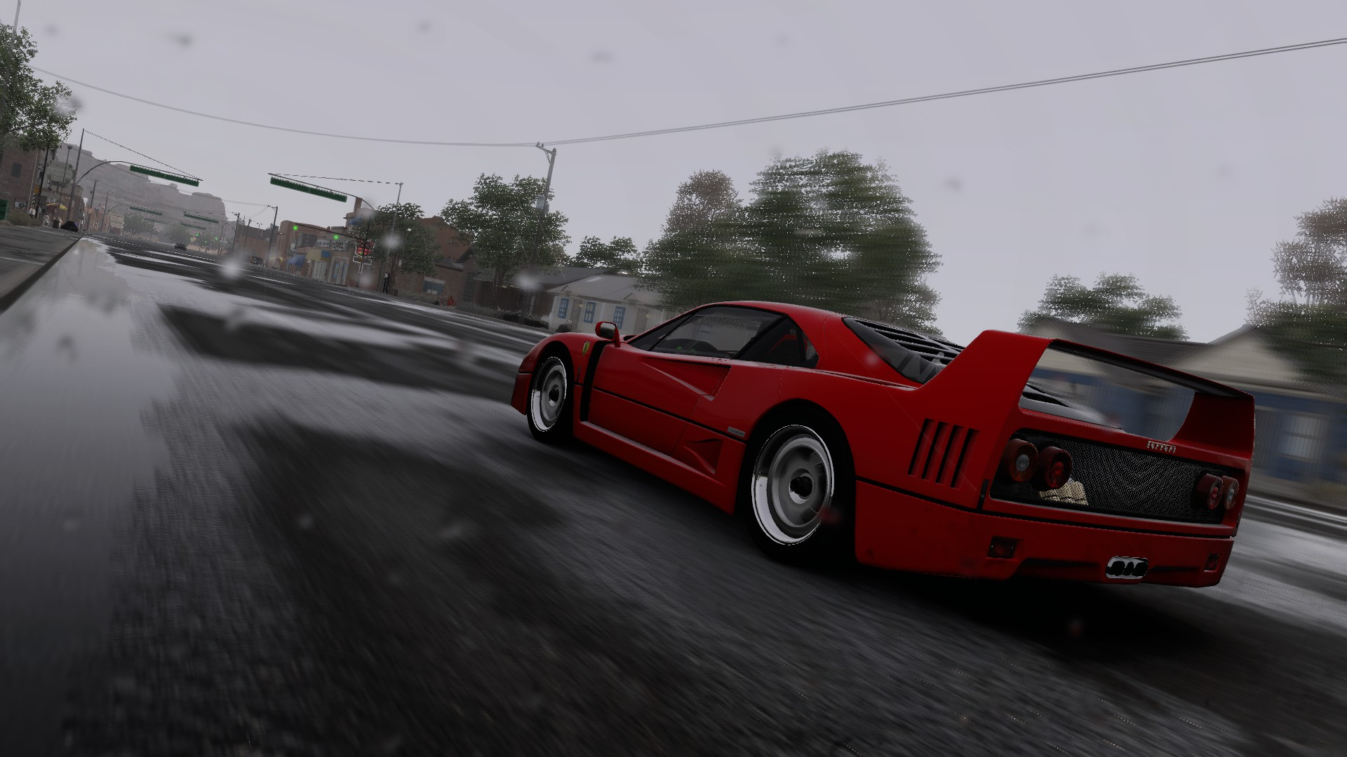 Ferrari F40 The Crew Wiki Fandom Powered By Wikia