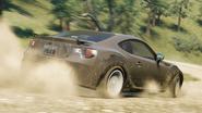 Subaru BRZ DIRT