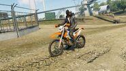 KTM 450 EXC FULL