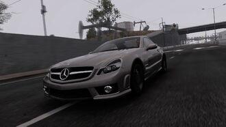 Mercedes-Benz SL63 FULL