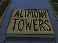 Alimony Towers