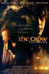 The Crow - Salvation poster