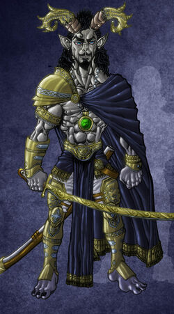 Baal Cyrus WB