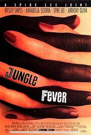 220px-Jungle Fever film poster