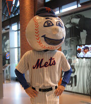 Original Mr. Met