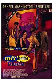 220px-Mo' Better Blues; Movie poster