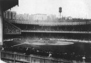 300px-No Known Restrictions Polo Grounds during World Series Game, 1913 from the Bain Collection (LOC) (434431507)