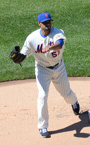 220px-Johan Santana on April 5, 2012
