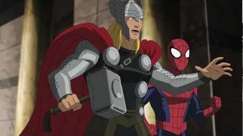 Ultimate Spider-Man Episode 10 - Clip 1