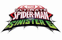 Ultimate Spider-Man vs The Sinister 6 Logo