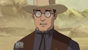 Ben Parker (Wild West)