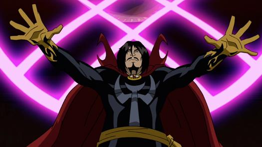 strange ultimate spiderman animated series wiki