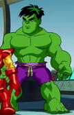 Hulk SHS