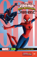 The Spider-Verse (Part 1) Cover