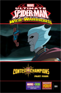 Contest of Champions (Part 4) (Issue)