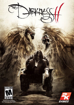 The Darkness II cover