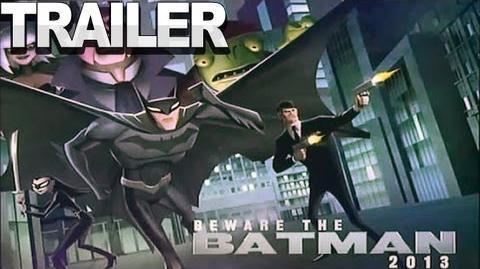 Beware the Batman - Teaser Trailer