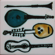 Musical Instruments - Ann Clark