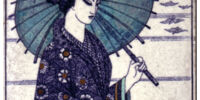 Geisha Panels - Owen Gibbons