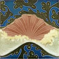 Art Nouveau 1 Wedgwood Tile