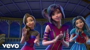 "Rather Be With You (From ""Descendants Wicked World"")"