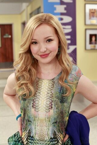 File:Dove on the set of Liv and Maddie.jpg