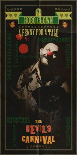 Hobo Clown TDC