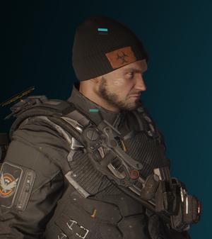 CBRN Specialist Hat