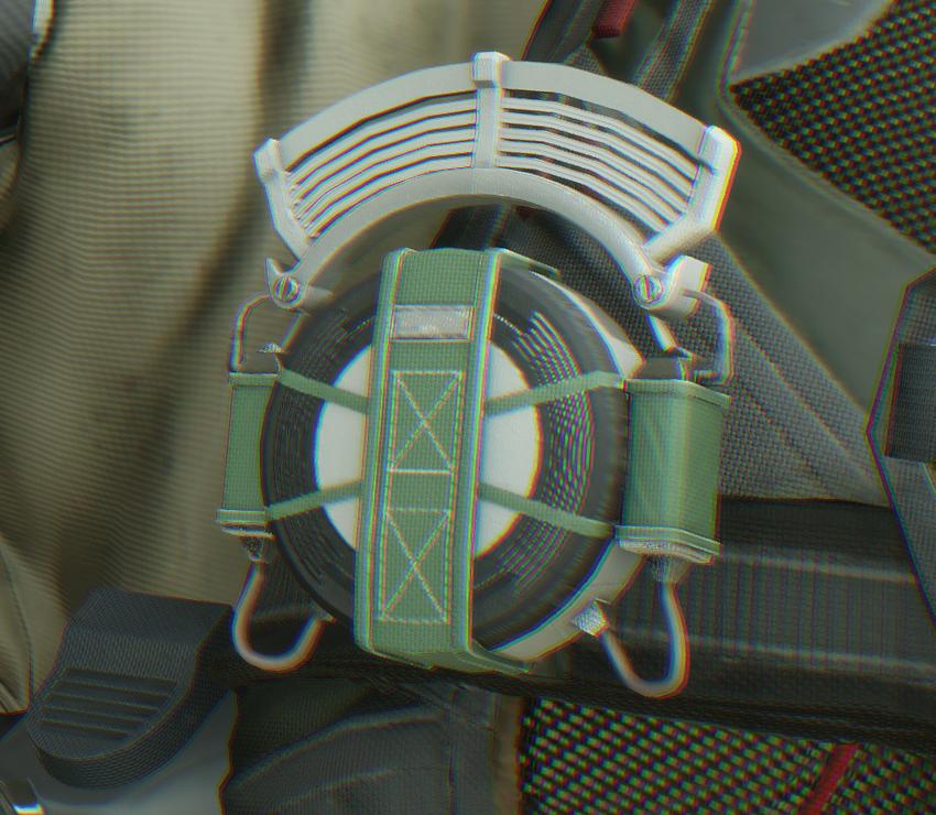 Tactical Scanner bag