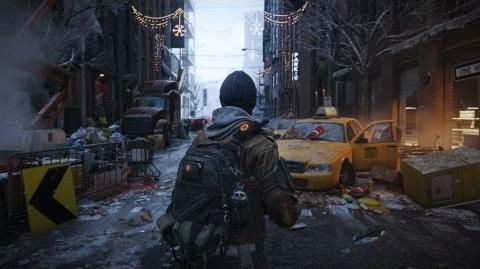 Tom Clancy's The Division - E3 gameplay reveal North America-0