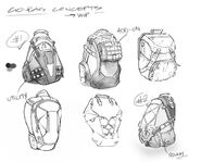 Tom Clancy's The Division Go-Bag Art