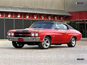 Chevrolet chevelle ss 2